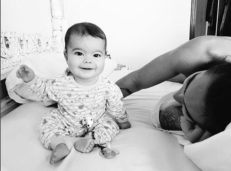 Sergio Mayer mori e hija