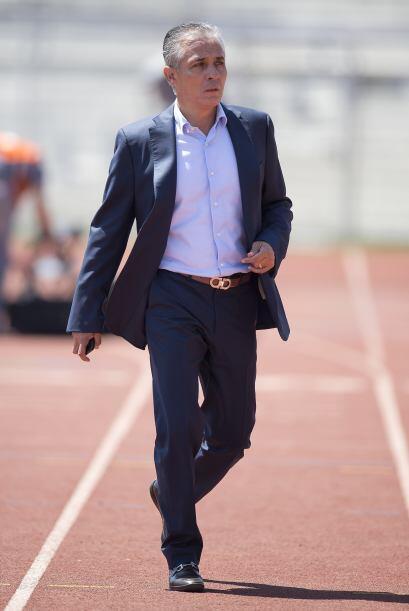 Sergio Bueno y Jaguares de Chiapas jugarán con un ojo en el descenso, y...