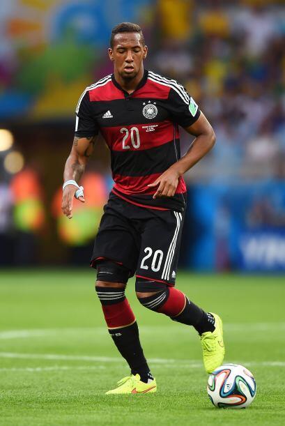 Jerome Boateng   Bayern Munich   Es un defensor multifuncional que fue r...