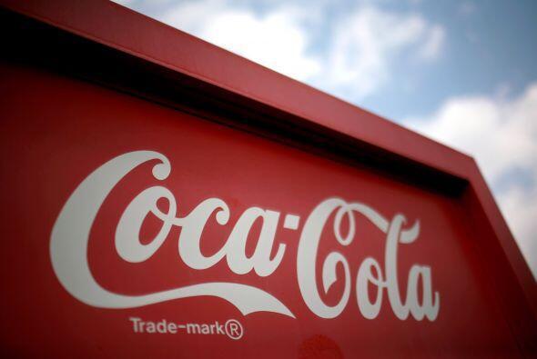 COCA-COLA- El gigante estadounidense de bebidas sin alcohol Coca-Cola re...