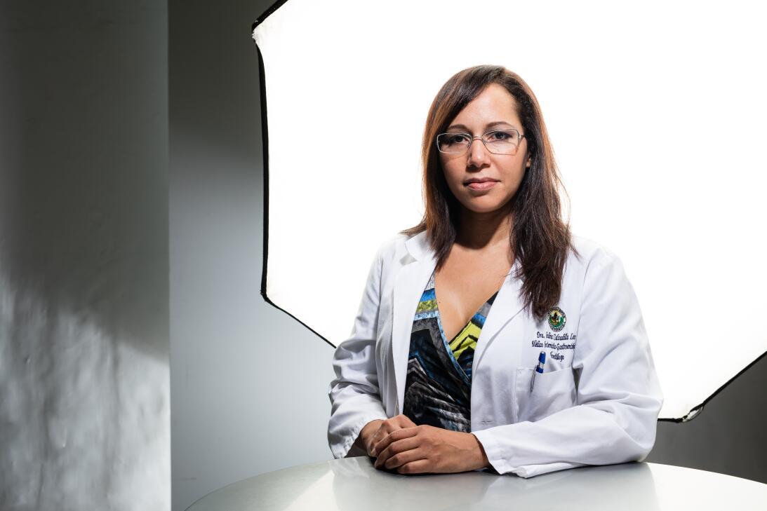 Internista, gastroenteróloga con especialidad en Hígado. ¿De las cosas n...
