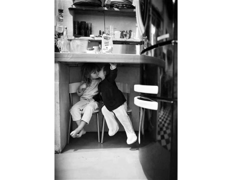 En marzo de 2014, el fotógrafo Alain Laboile publicó en la red social Fa...