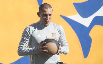 Jorge Torres Nilo, defensa de Tigres de la UANL.