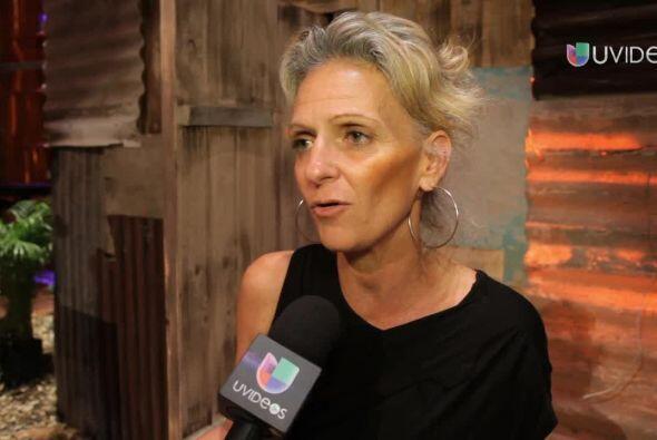 La productora Nathalie Lartilleux se ha caracterizado por hacer telenove...