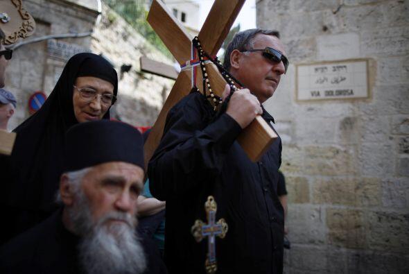 Vía Crucis es un término latino que en español significa Camino de la Cruz.