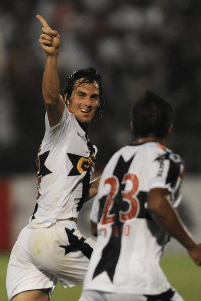José Fernández fue autor del otro gol. El equipo lime&ntil...