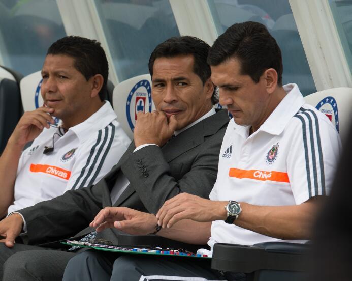 Benjamín Galindo: Dirigió en dos etapas, el primero durante tres torneos...