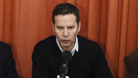 Juan Carlos Cruz, una de las víctimas de los abusos del clero en...