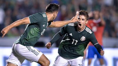 Este sería el posible 11 titular de México para enfrentar a Chile