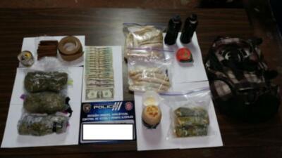 Intentaron ingresar droga y comestibles a la cárcel