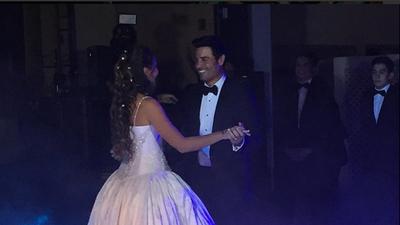 Chayanne bailó 'Tiempo de Vals' con su hija chayanne2.png