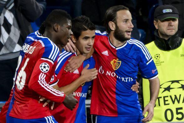 El Basel de Suiza se mide al Porto de Portugal en un duelo histórico pue...