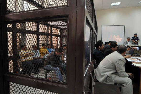Con esta matanza, por la que fueron condenados seis mexicanos y ocho gua...