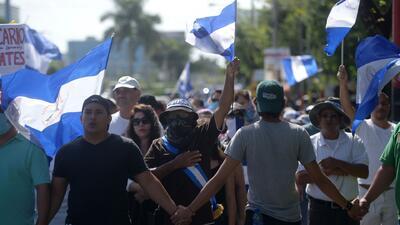La lucha de la Alianza Cívica Nicaragüense por poner fin a la crisis en ese país y al régimen de Daniel Ortega
