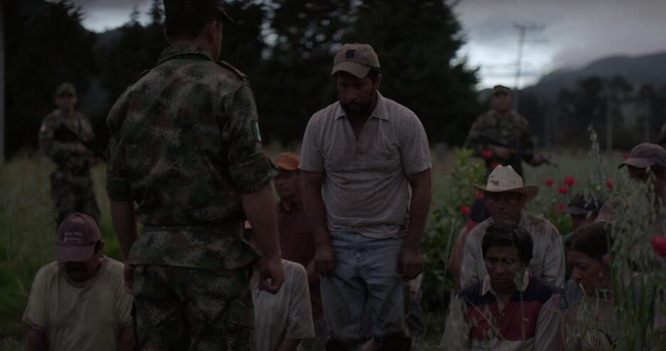 Triángulo Dorado en El Chapo