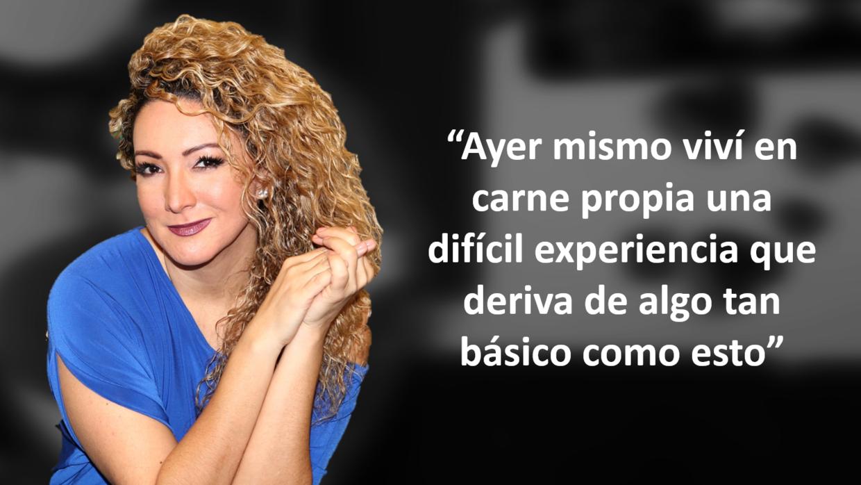 Erika Ender, coautora de la canción 'Despacito' junto a Luis Fons...