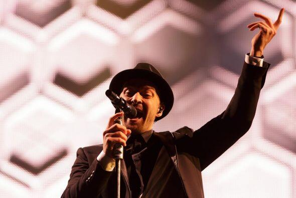 Ese mismo año, en el festival estuvo Justin Timberlake. Foto: Rock in Rio.