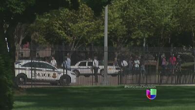 Dos hombres burlan la seguridad de la Casa Blanca en menos de 24 horas
