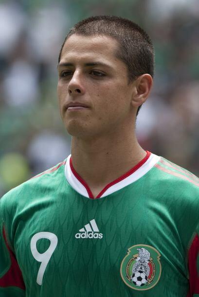 Sus buenas actuaciones lo llevaron a ser convocado a la selección mexica...