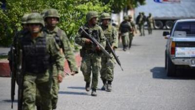 Siete militares fueron puestos bajo formal prisión por este caso.