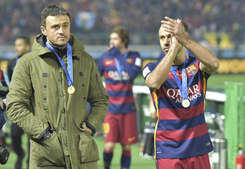 En fotos: los títulos que ha conseguido Luis Enrique como entrenador del...