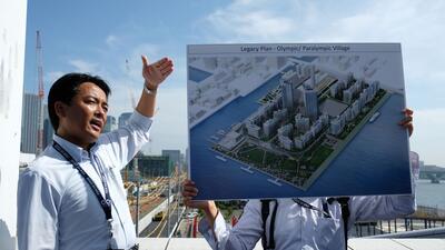 A dos años de la fiesta, así van los escenarios de los Juegos Olímpicos de Tokio 2020