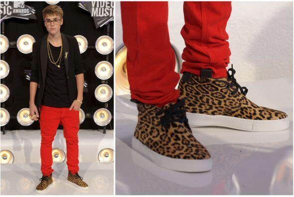 Y para finalizar, Justin Bieber no podía quedarse atrás. E...