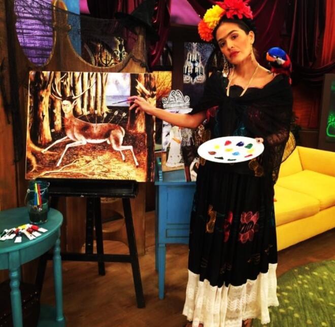Karla Martínez Halloween