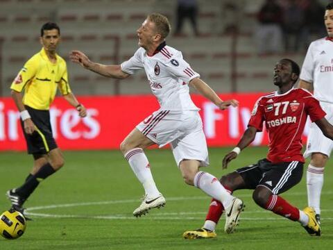 Milan amistoso Al Ahli
