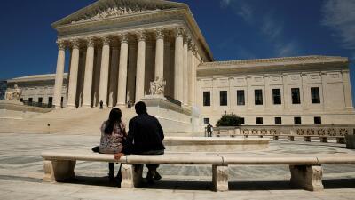 La máxima autoridad judicial de EEUU resolvió a favor del inmigrante, po...