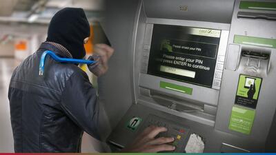 ¡Aguas!: esta es la manera en que te pueden robar en un cajero automático