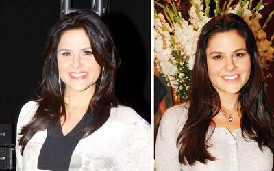 Así ha cambiado la bella Mónika Sánchez con los años, síguela en el gran...