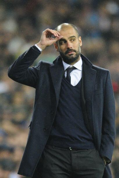 El técnico de nuestro equipo no podía ser nadie más que Josep Guardiola,...