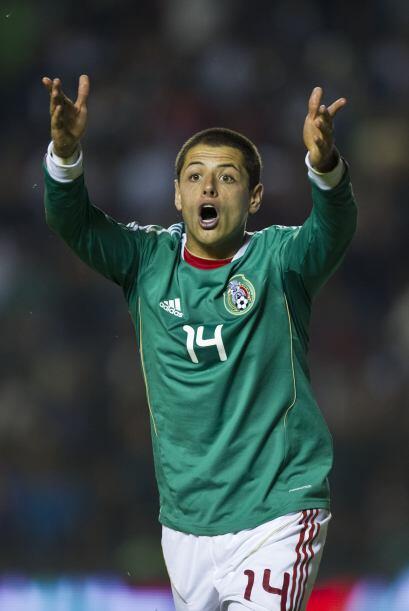 Con selección mexicana también hizo grandes goles que dieron triunfos al...