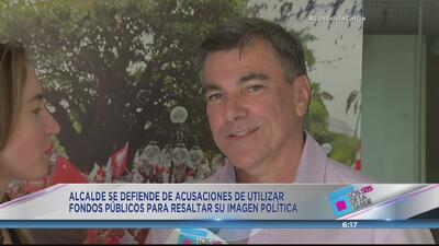 Carlos Delgado se defiende de acusaciones en su contra