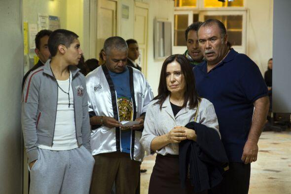 María Rojo interpreta a Doña Consuelo, la madre de As&iacu...