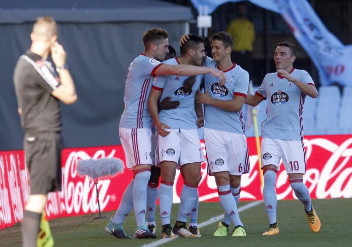 Con Vela, la Real Sociedad remontó y ganó al Celta en Vigo 6363876855032...