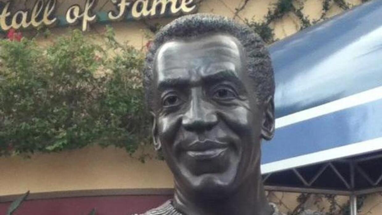 Busto de Bill Cosby en Disney