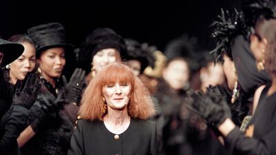 Fallece Sonia Rykiel, la diseñadora que volvió 'cool' al jersey