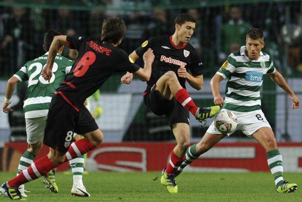 En el otro duelo de Semifinales, el sorprendente Athletic de Bilbao se m...