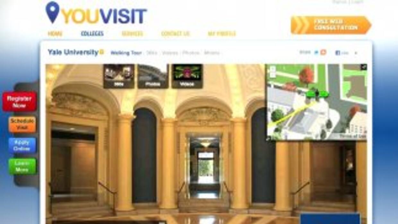 Toma un tour virtual por la posible universidad de tu hijo en Es el Momento
