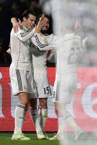 El 2-0 llegó por conducto de Gareth Bale, que resultó lapidario para San...