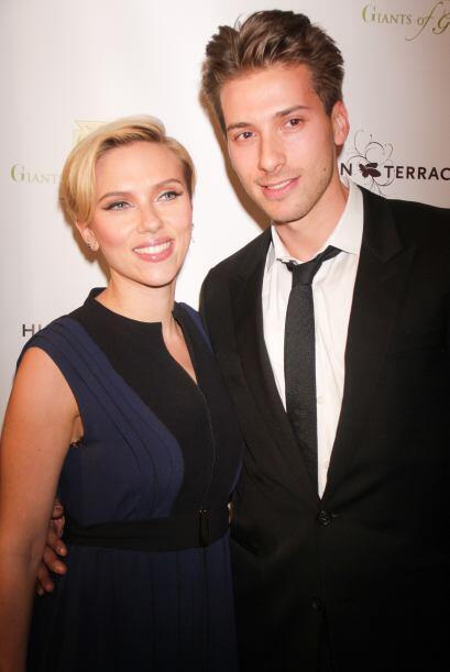 A algunas famosas como Scarlett Johansson, el embarazo les sentó...