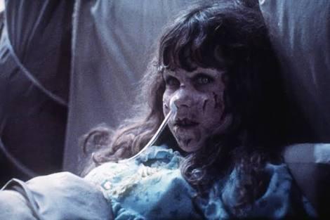 En 1973, 'El Exorcista' Linda Blair interpretó a una niña...