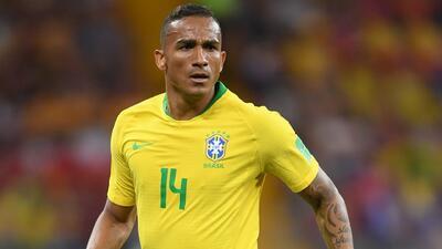 Danilo no se fija en la ausencia de los jugadores de renombre en Argentina