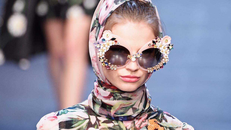 Gucci y sus lecciones de cómo usar flores