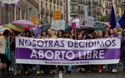 En América Latina se llevan a cabo la mayor cantidad de abortos en el mundo