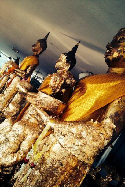 Al visitar Tailandia es inevitable encontrarse con representaciones budi...