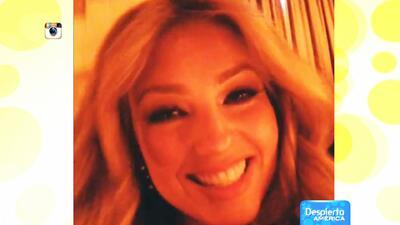 Thalía anunció que va a andar por los suelos