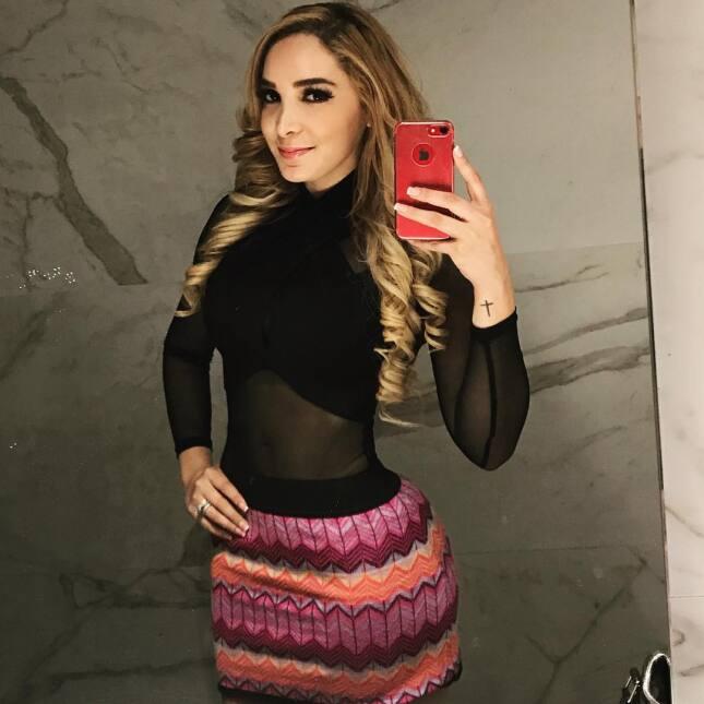 Melissa Plancarte 'La Barby Grupera'